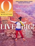 O, The Oprah Magazine Cover